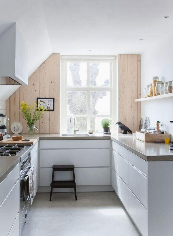 Tegelvloer Keuken Inspiratie : Beautiful Renovated Farmhouse
